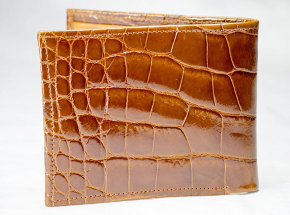 Alligator wallets manufacturer