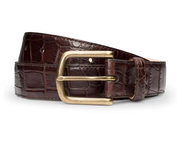 Crocodile Belts manufacturer